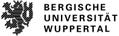 Logo Bergische Universiät Wuppertal